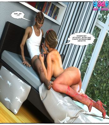 Y3DF- Something is Bugging Me58 free sex comic