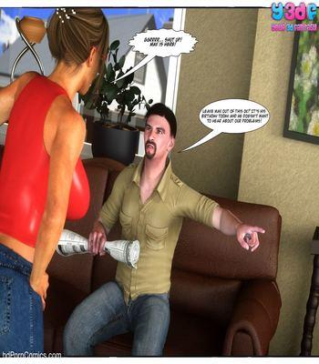 Y3DF- Something is Bugging Me8 free sex comic