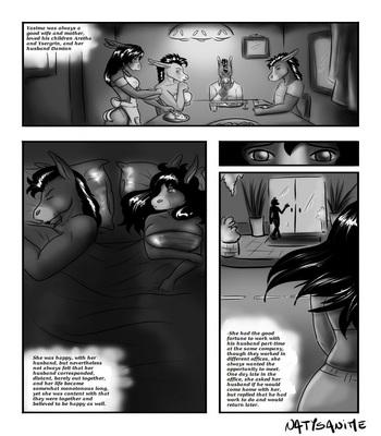 Yasima - The Beginning 2 free sex comic