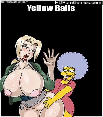 Yellow Balls 1 free sex comic
