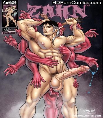 Porn Comics - Zahn 3
