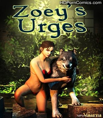 Porn Comics - Zoey's Urges