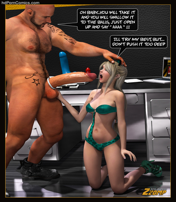 Zzomp – Introducing Lucilla12 free sex comic
