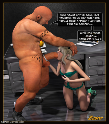 Zzomp – Introducing Lucilla14 free sex comic