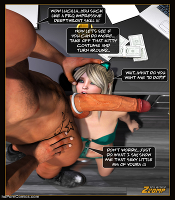 Zzomp – Introducing Lucilla16 free sex comic