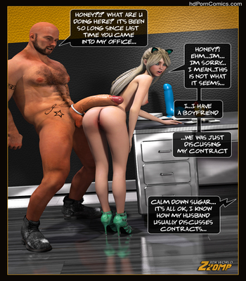 Zzomp – Introducing Lucilla22 free sex comic
