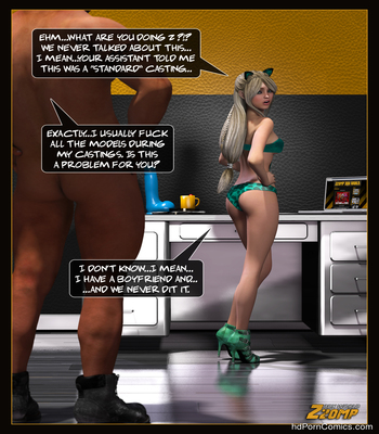 Zzomp – Introducing Lucilla3 free sex comic