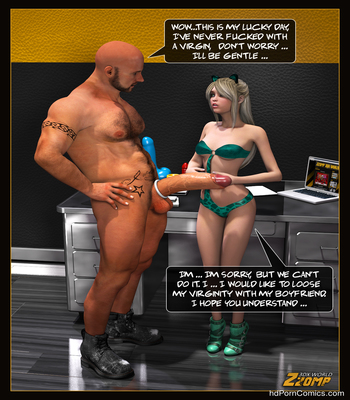 Zzomp – Introducing Lucilla4 free sex comic