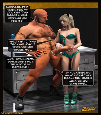 Zzomp – Introducing Lucilla6 free sex comic