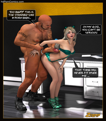 Zzomp – Introducing Lucilla8 free sex comic