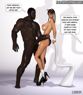 Zzomp – Maria First Interracial Scene21 free sex comic