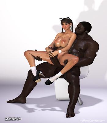 Zzomp – Maria First Interracial Scene33 free sex comic