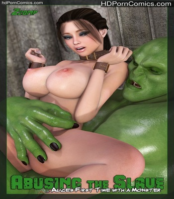 Zzomp- Alice Abusing the Slave1 free sex comic