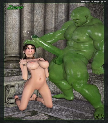 Zzomp- Alice Abusing the Slave17 free sex comic