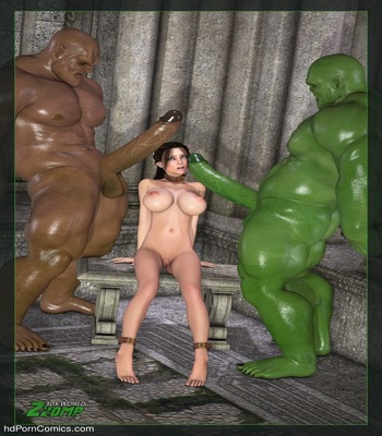 Zzomp- Alice Abusing the Slave20 free sex comic