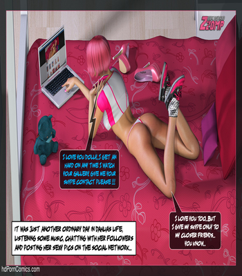 Zzomp- Dolly Pink Social Network 1-228 free sex comic