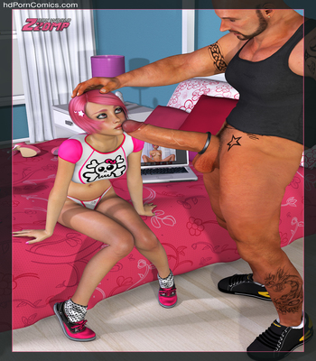Zzomp- Dolly Pink Social Network 1-2 free Cartoon Porn Comic sex 40
