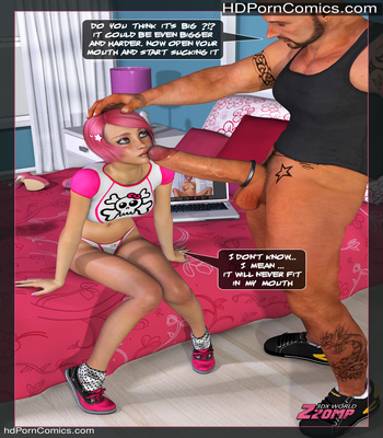 Zzomp- Dolly Pink Social Network 1-2 free Cartoon Porn Comic sex 41