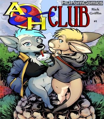 Porn Comics - A&H Club 1