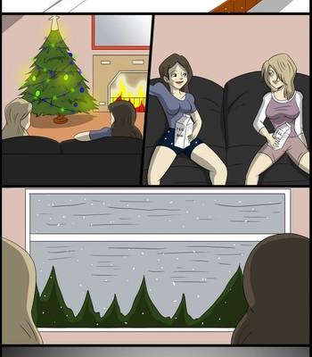 Porn Comics - A Bimbo Christmas