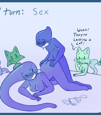 A Card Game comic porn sex 010