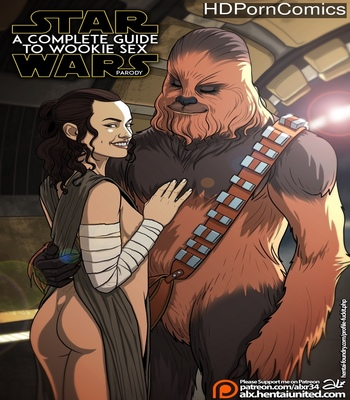 Porn Comics - A Complete Guide To Wookie Sex