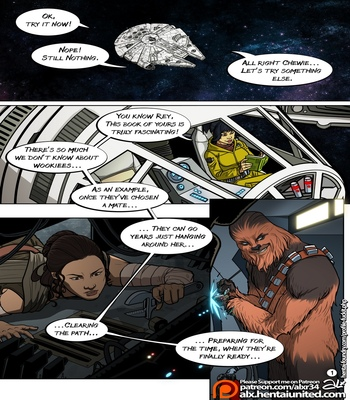 A Complete Guide To Wookie Sex comic porn sex 002