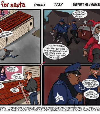 A Cookie For Santa comic porn sex 008