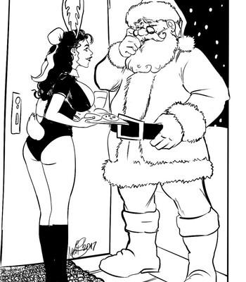 A Cookie For Santa comic porn sex 043
