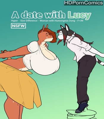 Porn Comics - A Date With Lucy