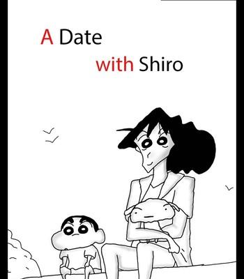 Porn Comics - A Date With Shiro