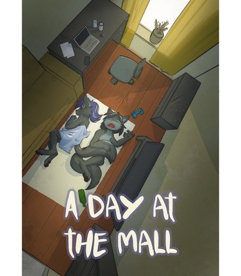 Porn Comics - A Day At The Mall