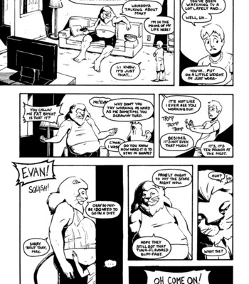 Porn Comics - A Day In The Life Scene 1 (Original)