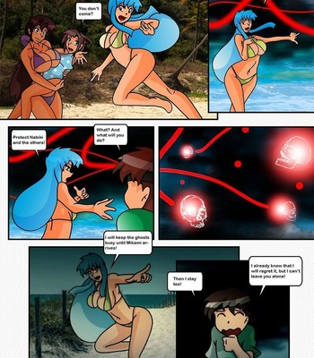 A Day Like Any Others - The (mis)adventures Of Nabiki Tendo 8 comic porn sex 057