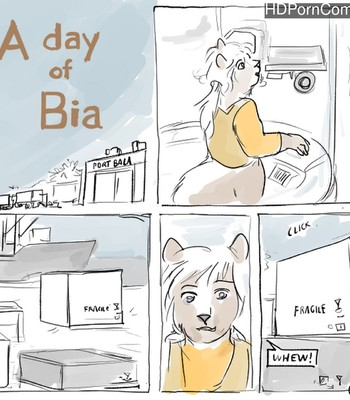 Porn Comics - A Day Of Bia