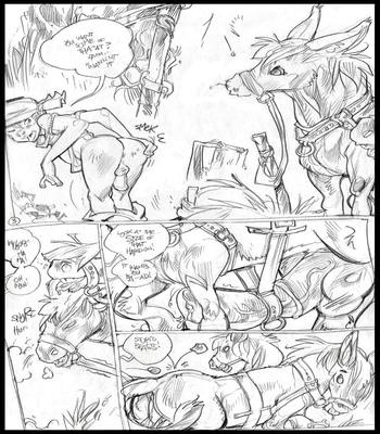 A-Donkey-Tail 3 free sex comic