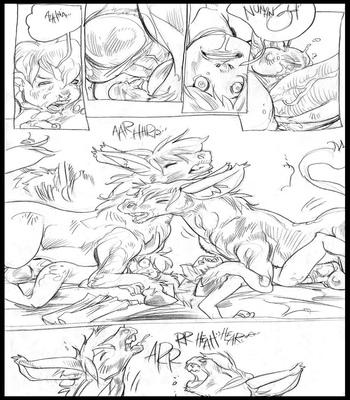 A-Donkey-Tail 9 free sex comic
