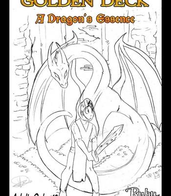 Porn Comics - A Dragon's Essence