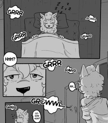 Porn Comics - A Dumb Beastars Comic
