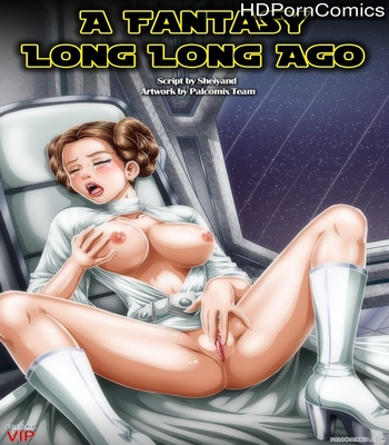 Porn Comics - A Fantasy Long Long Ago