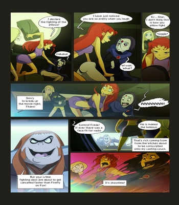 A-Few-Less-Titans 2 free sex comic