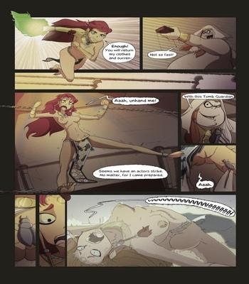 A-Few-Less-Titans 4 free sex comic