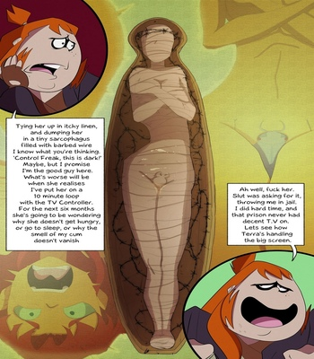 A-Few-Less-Titans 6 free sex comic