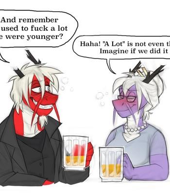 A Friendly Reunion comic porn sex 003