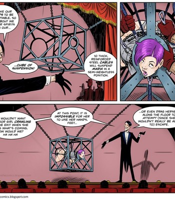 A Fucking Magic Trick comic porn sex 006