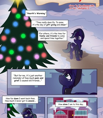 Porn Comics - A Hearth's Warming Tale