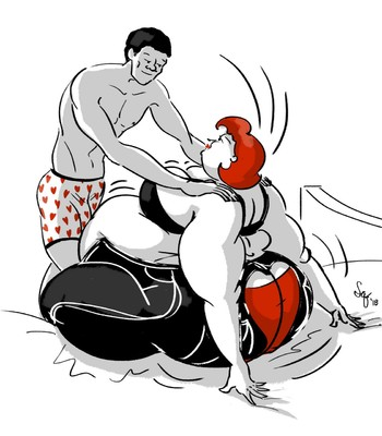 A Helping Hand comic porn sex 020