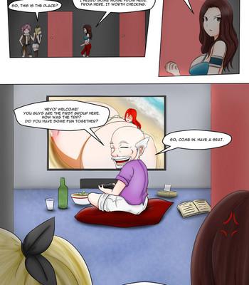A Huger Game comic porn sex 063