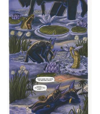 A Kiss In The River comic porn sex 009
