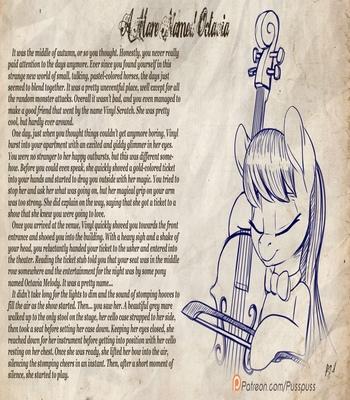 A-Mare-Named-Octavia 2 free sex comic